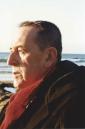 Jacques Berthier à Barfleur (Cotentin), 1992