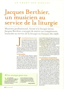 article de ph.Robert JACQUES BERTHIER -1