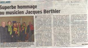 Berthier Dauphiné