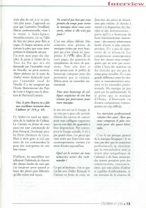 Célébrer article 10